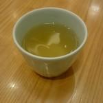 京都石塀小路 豆ちゃ - ゆず緑茶