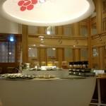 京都石塀小路 豆ちゃ - お惣菜、ドリンクバー