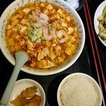 美叙飯店 - 480円エビ麻婆豆腐ラーメン