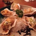 安芸路 酔心 - 牡蠣のたたき