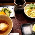 田丸 - 料理写真:昼定食スタンバイOK!