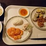 香満樓 - 料理写真:一回目