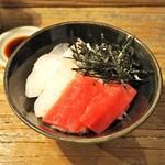 Homemade Ramen 麦苗 - '17.03実家の魚めし