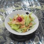 サタポン - ランチセットのサラダ