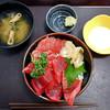 水産食堂 - 料理写真:まぐろ丼(ライス大盛り)