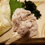 焼肉 GYUJIN - 白いセンマイ刺し