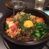 焼肉小僧 - 料理写真:石焼ビビンバ