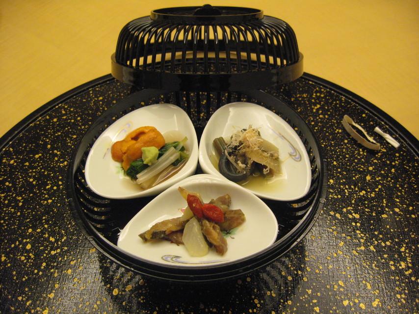 日本料理 京彩