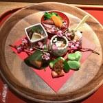 季旬 鈴なり - 料理写真:今日の八寸