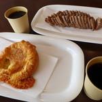 アムフルス - コーヒー・紅茶等無料。