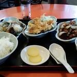 太平楽 - 料理写真:中華定食