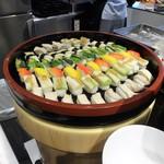 ごちそうさま - 野菜寿司