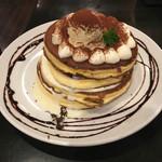 ベル・ヴィル - ティラミスパンケーキ 4枚