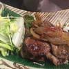 いろり焼 玉の屋 - 料理写真:主菜のお肉