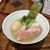 真鯛らぁー麺 日より - 料理写真:日より塩750円(税込)