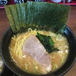 弐七家 - ラーメン+のり(5枚)