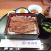 高橋屋 - 料理写真:うな重御膳(税込2,268円)