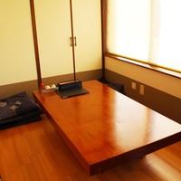 福縁 - 座敷席