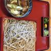 第一藤駒 - 料理写真:鴨汁せいろ大盛り