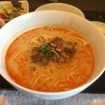 チャイニーズ 芹菜 - 担々麺