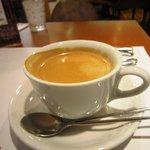 カフェ モロゾフ - カスタードプリンのクレープ(飲み物付)