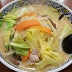 桃太郎 - 料理写真:塩タンメン 730円