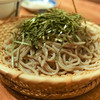 壱 - 料理写真:ざるそば