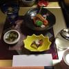 深山荘 高見屋 - 料理写真:深山会席膳