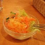 レストラン ディディ - サラダ