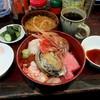 うなぎ 米花 - 料理写真:インパクトの強い海鮮丼。