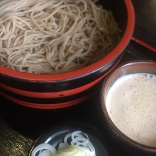 佐久の草笛 - 料理写真:雷電そば