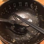 64856498 - つなぎ(スープ完飲)
