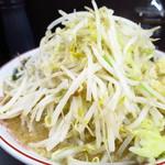 ラーメン二郎 - 小ラーメン700円