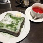 ティーベニール - 抹茶のフレンチトースト(650円)