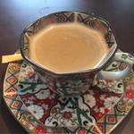 大榎庵 - コーヒーも美味いです