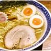 麺屋 ふじ田 - 料理写真:あっさり中華そば+味玉 680+100円 悪くはない…んですけど特にコレと言って褒めるべき点もない…