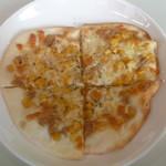 洋菓子 一期一縁 - ツナマヨコーンピザ