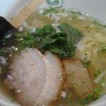 銀座 City Noodle 本丸亭 - 塩らーめん