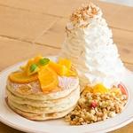エッグスンシングス - シトラスパンケーキ