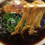 金久右衛門 - ☆★恒例☆麺AGE♫★☆大阪ブラック