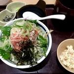 築地食堂 源ちゃん - 海鮮贅沢丼