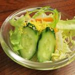 欧風料理 もん - サラダ(^○^)
