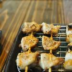 串ザンマイ - 焼き鶏その5