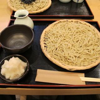 手打蕎麦 松永 - 料理写真:おろしそば800円