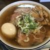 雷文 - 料理写真:【2017.3.29】肉玉ラーメン正油味¥950