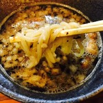 ラーメン 龍の家 - つるっとした良い食感の麺!