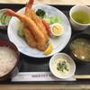 相模原ゴルフクラブ - 料理写真:海老フライ定食