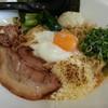 海老そば まるは - 料理写真:海老まぜ麺2017.3.29