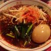 たぶっちゃん - 料理写真:たぶっちゃん式担々麺