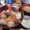 魚て津 - 料理写真:「ランチちらし」